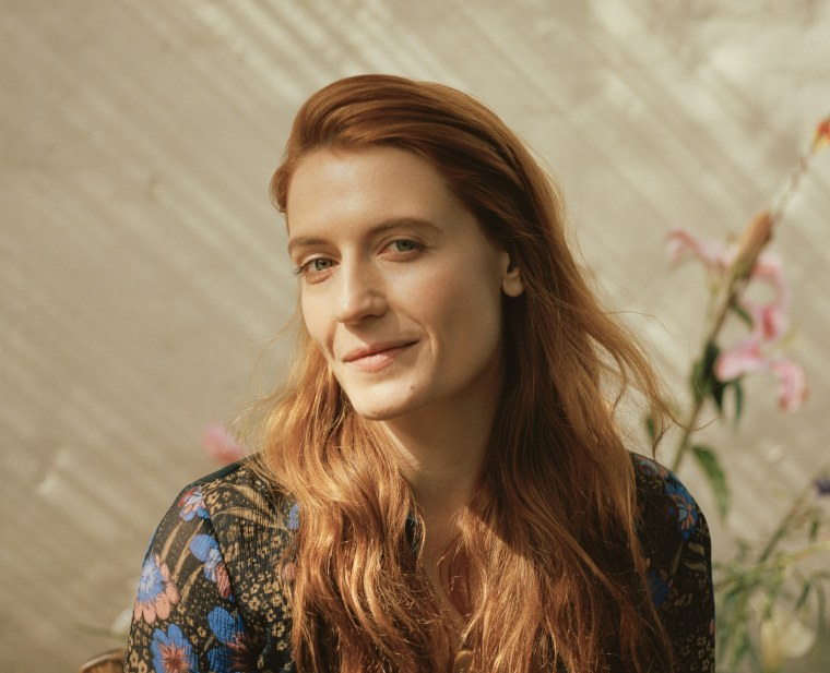 "Florence and the Machine shares new single ""Big God"""