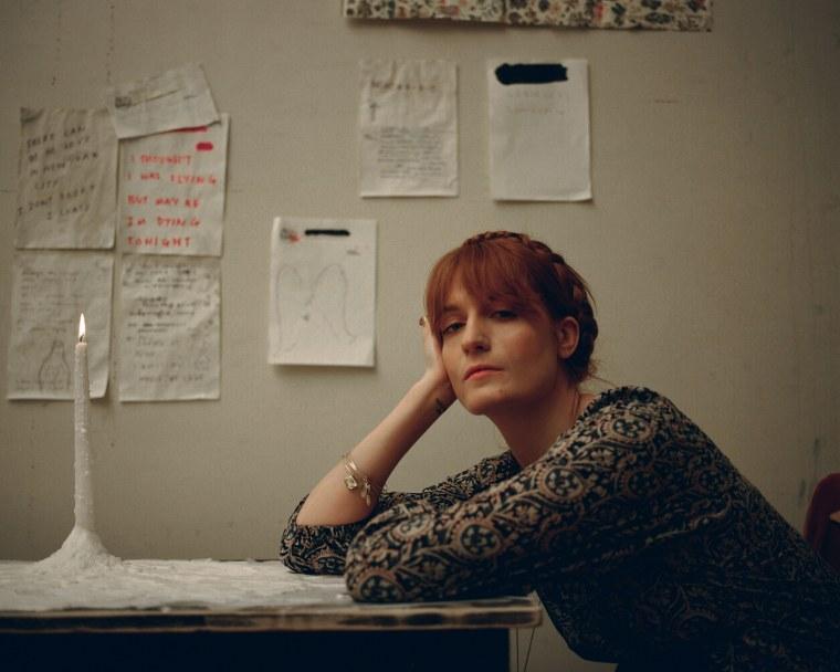 Florence and the Machine announce new album <i>High as Hope</i>, featuring Sampha, Jamie xx and Kamasi Washington