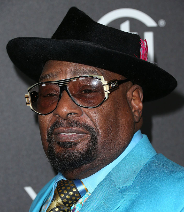 """George Clinton Says He Is Glad Childish Gambino Is """"Bringing Some New Funk Back"""""""