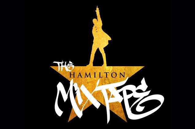 <i>The Hamilton Mixtape</i> Bows At No. 1 On The Billboard 200 Chart