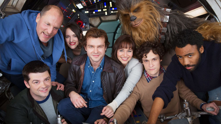 Donald Glover's New Boss On The Han Solo Movie Is Ron Howard