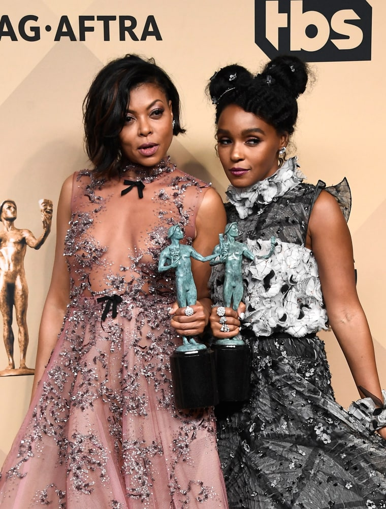 <i>Hidden Figures</i> Wins SAG Award For Outstanding Performance By A Cast In A Motion Picture