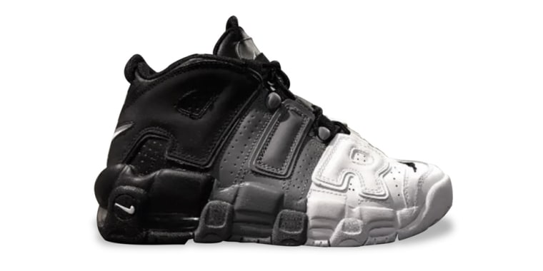 "The Nike Air More Uptempo ""Tricolor"" Has An Official Release Date"