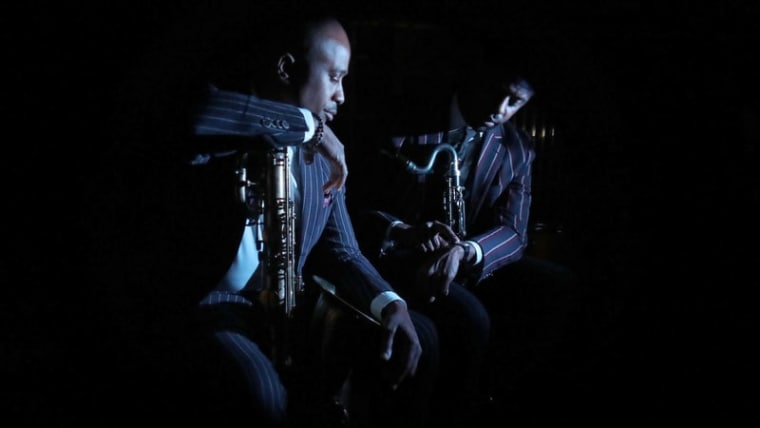 A Tribe Called Quest's Ali Shaheed Muhammad and Adrian Young announce new album <i>The Midnight Hour</i>