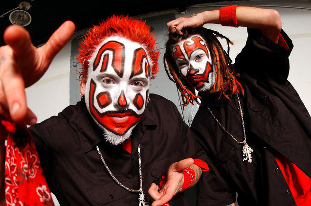 "Insane Clown Posse Is Organizing A ""Juggalo March On Washington"""