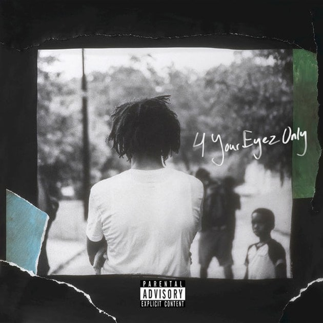 Here Are The Full Album Credits For J. Cole's <i>4 Your Eyez Only</i>