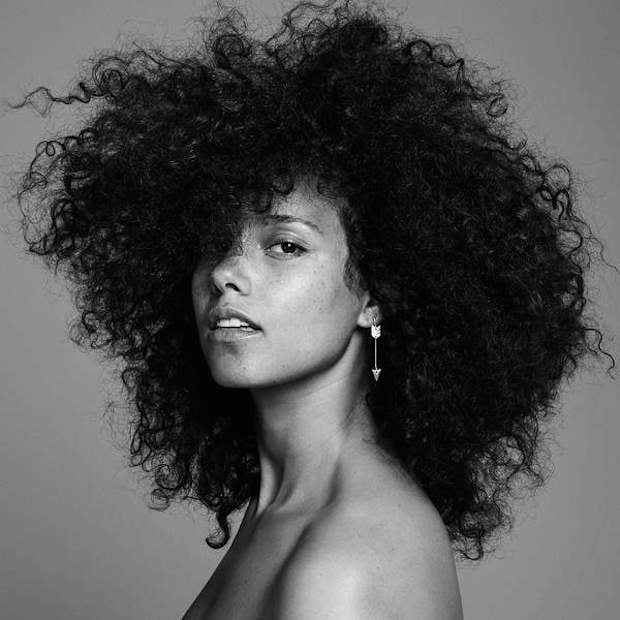"Alicia Keys Shares New Single, ""Holy War"""