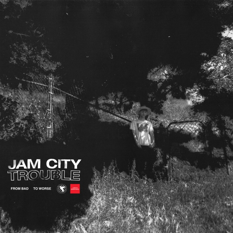 Listen To Jam City's Surprise Mixtape <i>Trouble</i>