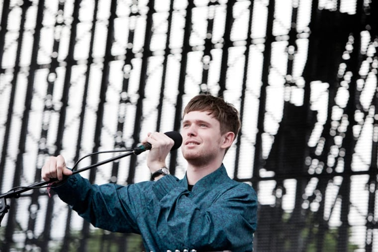 Hear James Blake Mix Vince Staples, D'Angelo, Lil Wayne And More