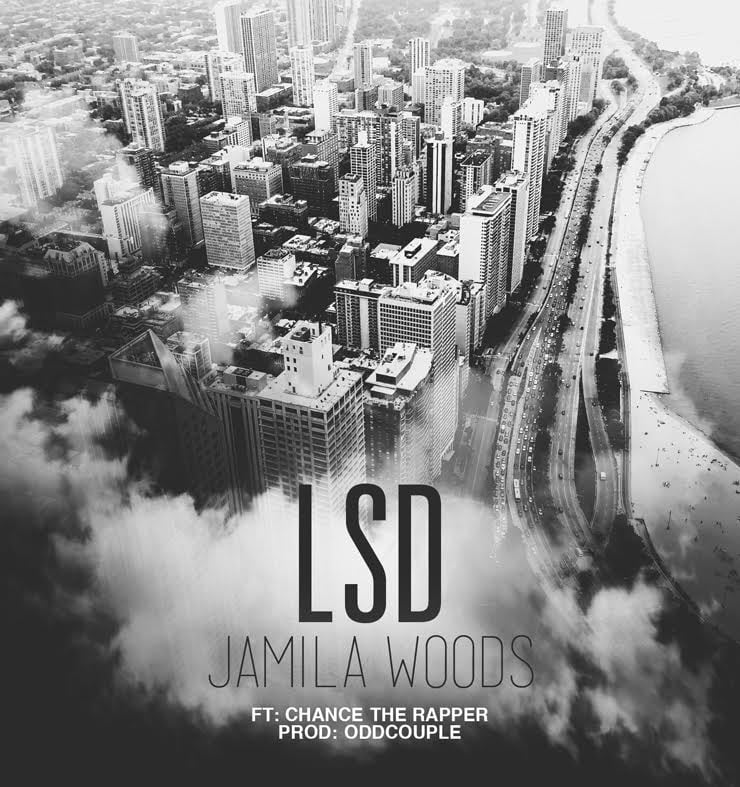 """Listen To Jamila Woods And Chance The Rapper's """"LSD"""""""