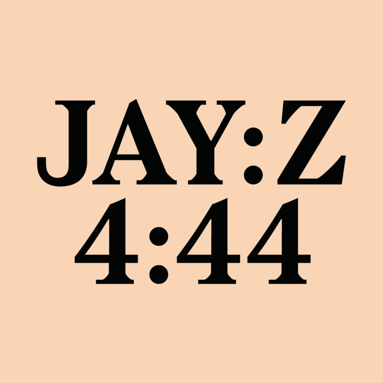 JAY-Z's <i>4:44</i> Stays At Number One On The Billboard 200