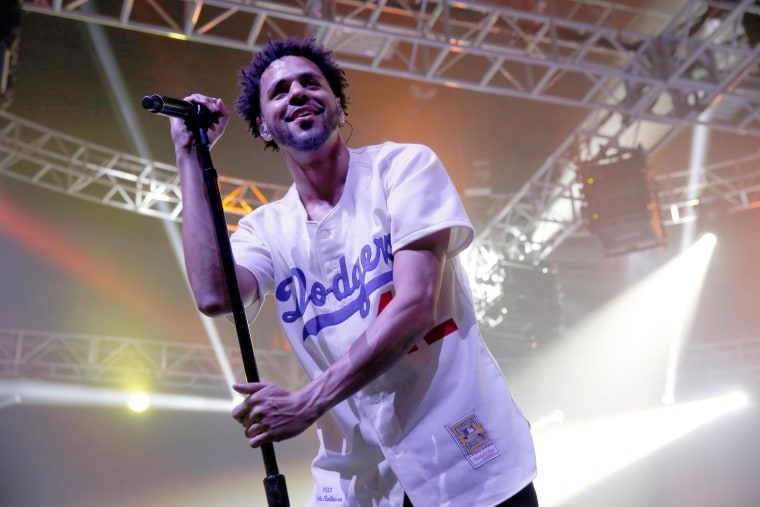 """J. Cole Says His Meadows Festival Set Will Be The Last """"For a Very Long Time"""""""