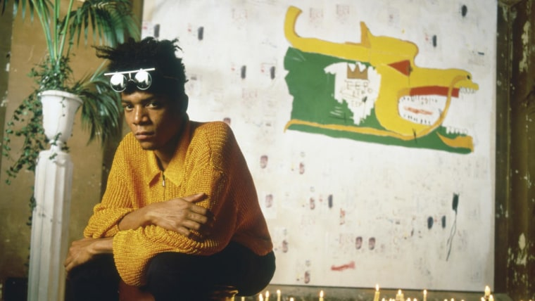 Never Before Shown Basquiat Artwork Will Be On Display Soon