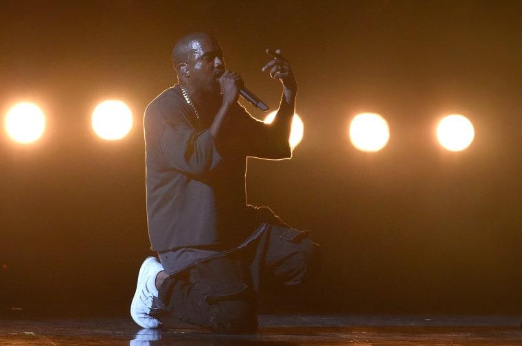 """Kanye Says <i>SWISH</i"""" Is """"Getting Better Every""""Week"""""""