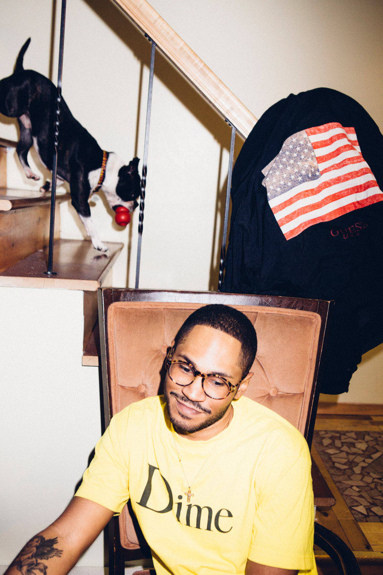 "Kaytranada Starts The Party With His Remix Of Afrika Bambaataa's ""Planet Rock"""