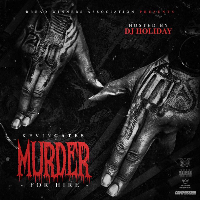 Kevin Gates Drops Surprise Mixtape, <i>Murder For Hire</i>