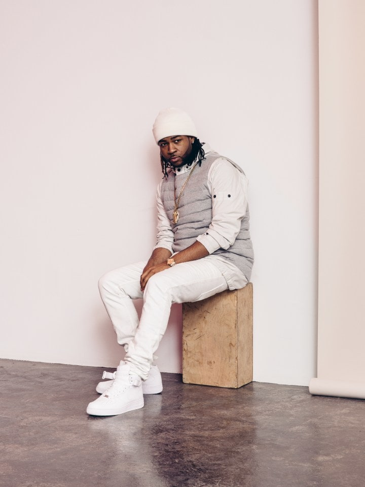 """PARTYNEXTDOOR Says He Appreciates Fans For Wanting """"To See A Real Person"""" At Recent Show"""