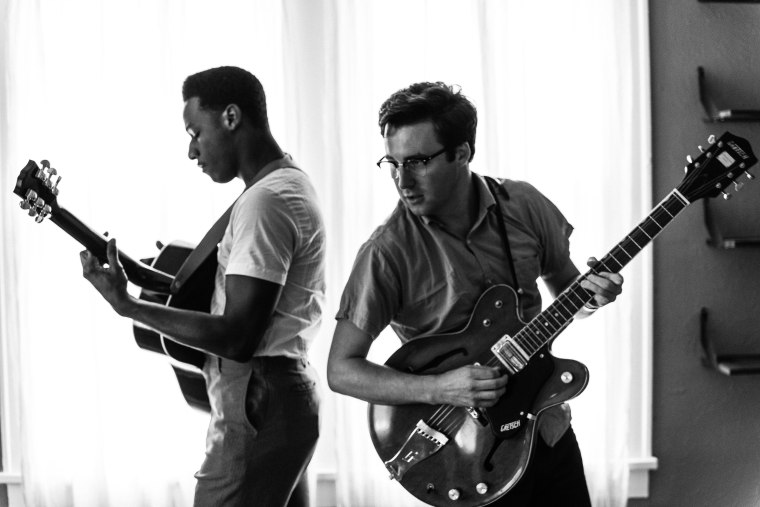 "Hear Nick Waterhouse Connect With Leon Bridges on ""Katchi"""