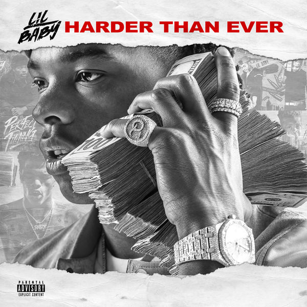 Lil Baby shares <I>Harder Than Ever</i>
