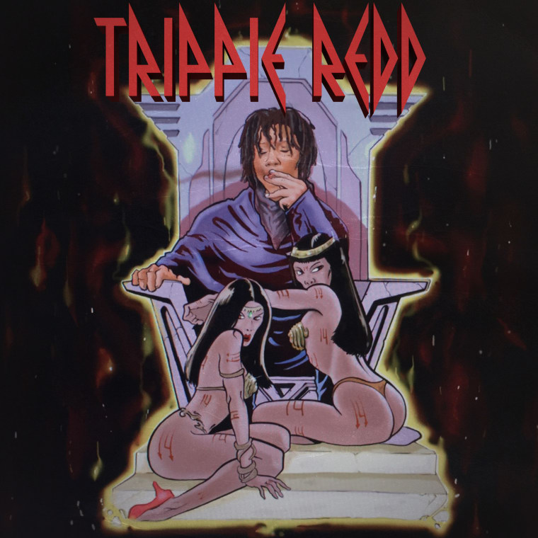 Trippie Redd Premieres <i>A Love Letter To You</i> Project