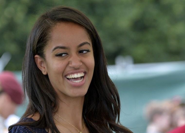 Malia Obama Is Interning On The <i>Girls</i> Set This Summer