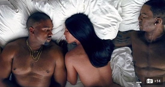 "Ray J Is Not Happy About Kanye West's ""Famous"" Video"