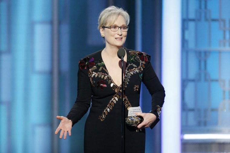 You Need To Watch Meryl Streep's Profound 2017 Golden Globes Speech