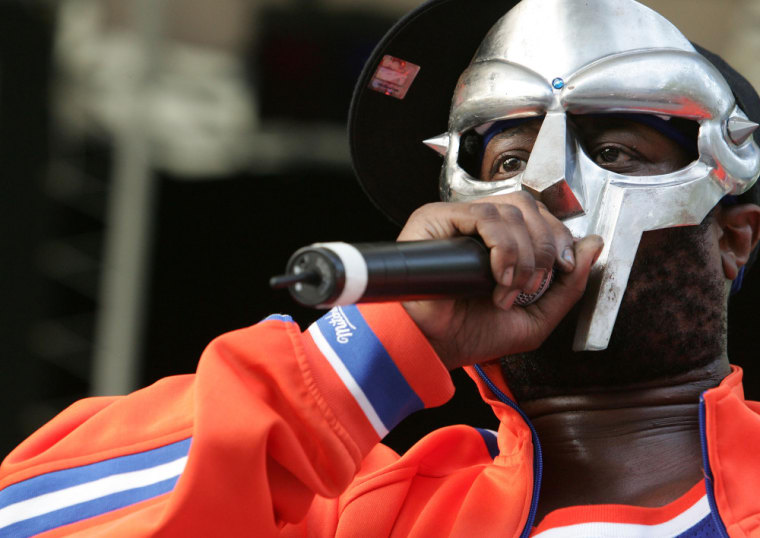 Hear An Hour-Long Mix By MF Doom For Ninja Tune