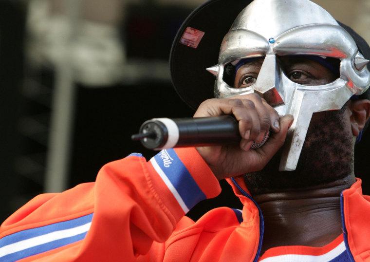 Hear An Hour-Long Mix By MF Doom For Ninja Tune
