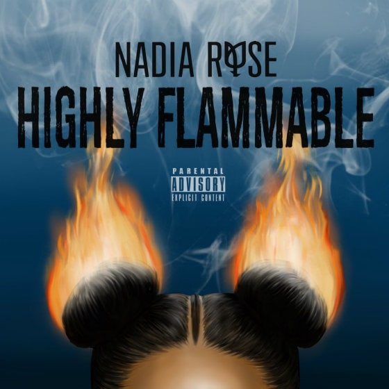 Listen To Nadia Rose's Debut EP, <i>Highly Flammable</i>