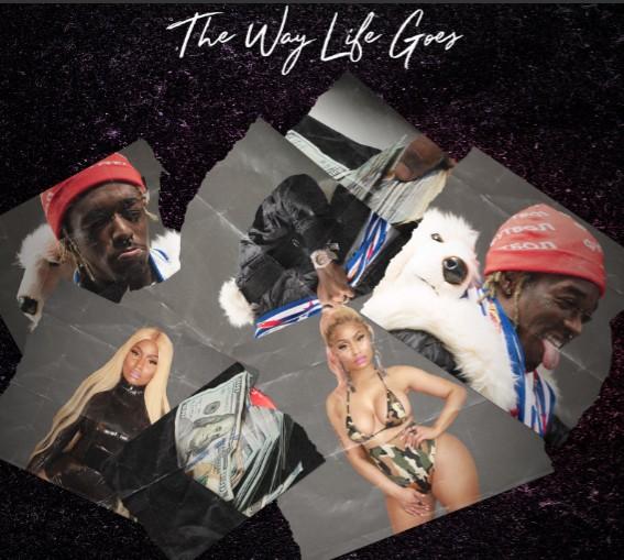 "Listen to Nicki Minaj's new remix of Lil Uzi Vert's ""The Way Life Goes"""