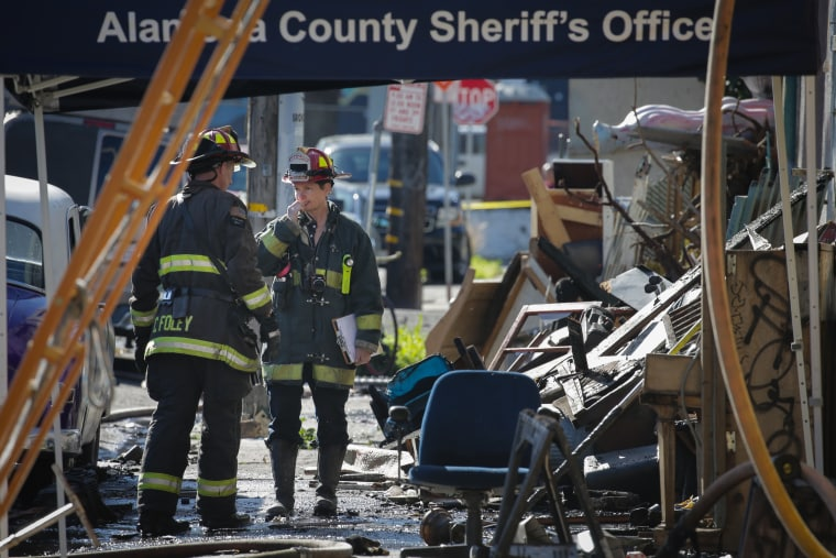 100% Silk Shares Statement On Oakland Fire As Death Toll Rises To 24