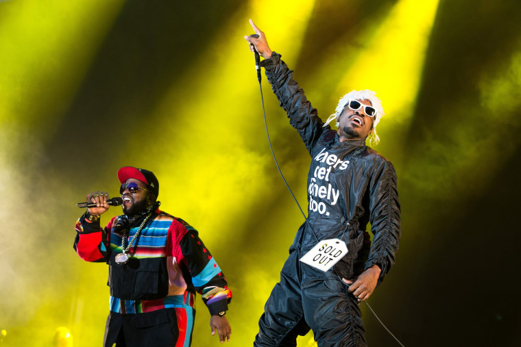 Watch Outkast Perform During The Dungeon Family Reunion In Atlanta
