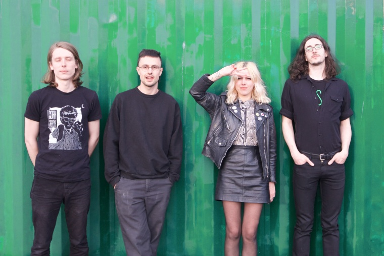 "Listen To ""Magic Eye,"" Peeling's Lustful New Punk Jam"
