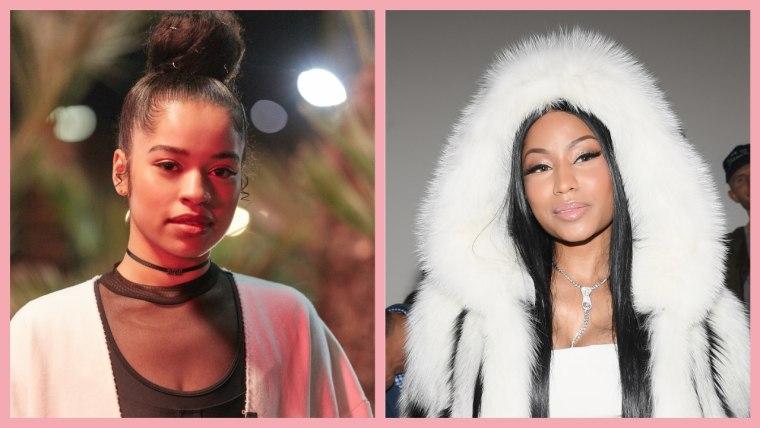 "Ella Mai links with Nicki Minaj and Quavo for ""Boo'd Up"" remix"