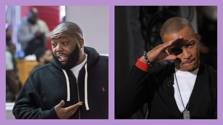Killer Mike and T.I. join Atlanta mayor Keisha Lance Bottoms's transition team