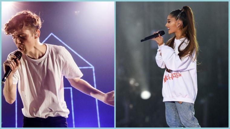 Troye Sivan confirms upcoming Ariana Grande collaboration