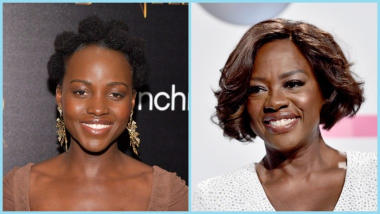 Viola Davis and Lupita Nyong'o will play mother and daughter in <i>The Woman King</i>