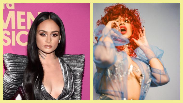 "Kehlani says she has ""a jam"" on Cardi B's debut album"