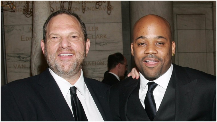 A brief history of Dame Dash allegedly slapping Harvey Weinstein