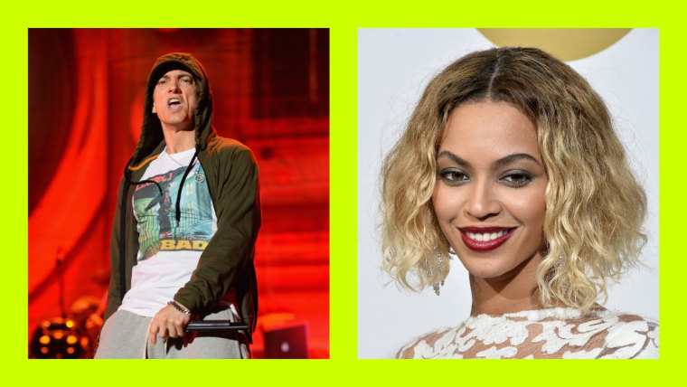 "Listen to Eminem's new single ""Walk On Water"" featuring Beyoncé"