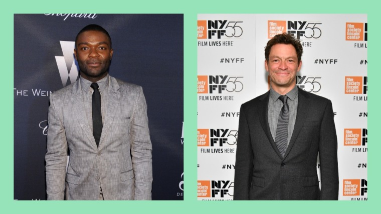 David Oyelowo and Dominic West will star in BBC's <i>Les Miserables</i> miniseries