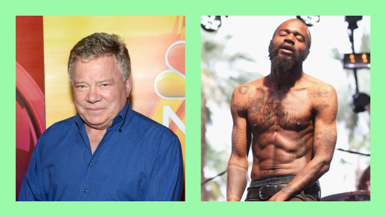 William Shatner is a Death Grips fan, apparently