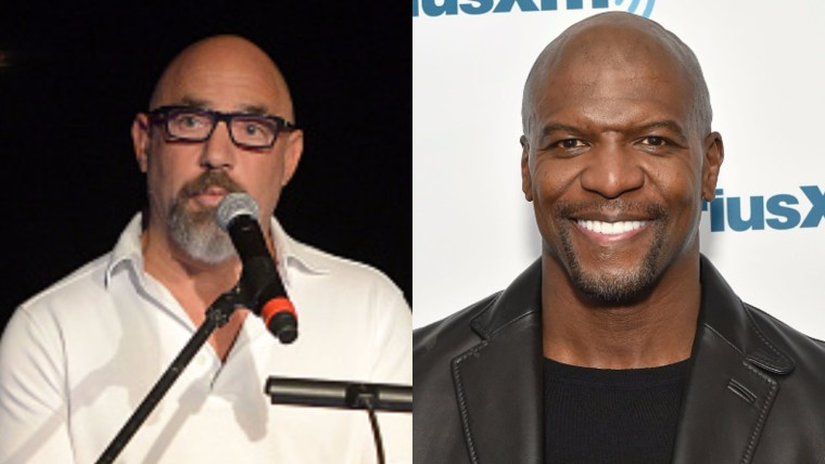 Hollywood executive Adam Venit is identified as the man who allegedly sexually assaulted actor Terry Crews.