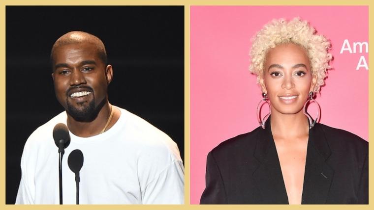 Kanye West and Solange sued for alleged copyright infringement