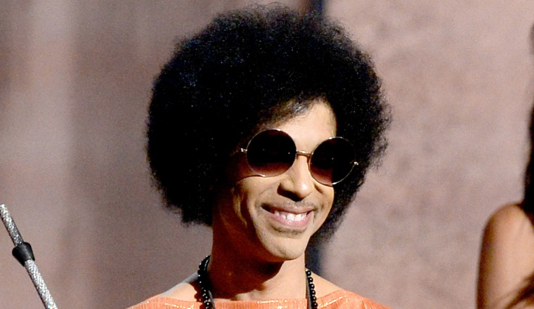 """Prince: """"Record Contracts Are Just Like Slavery"""""""