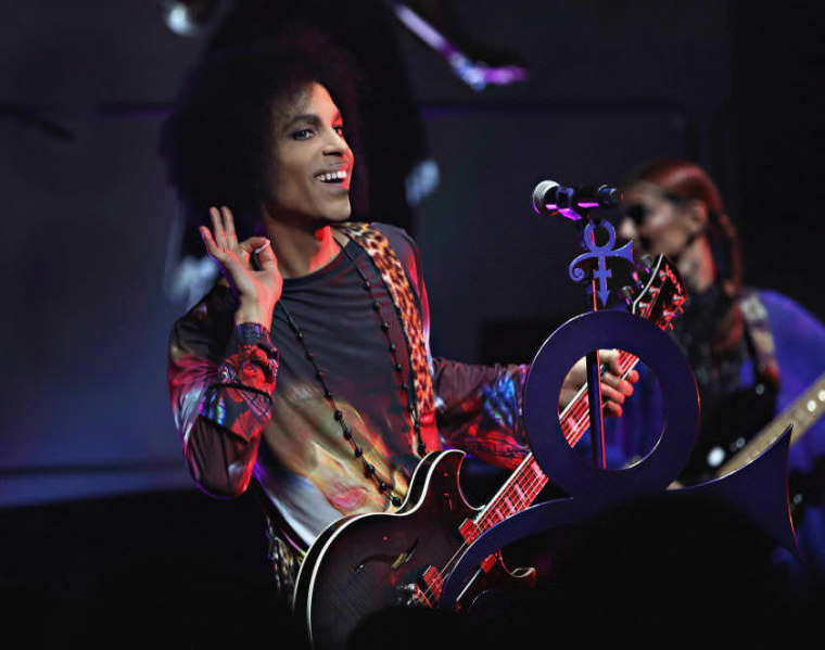 Pills Reportedly Found At Prince's Home Contained Fentanyl