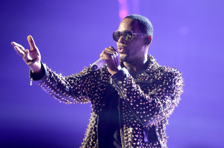 New R. Kelly Accuser Comes Forward With Claims Of Underage Sex