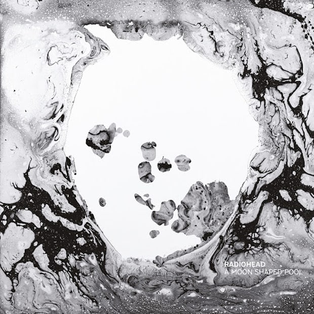 Radiohead's New Album <i>A Moon Shaped Pool</i> Is Out Now