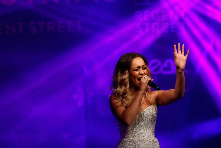"U.K. Singer Rebecca Ferguson Says She'll Perform At Donald Trump's Inauguration If She Can Sing ""Strange Fruit"""
